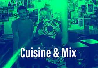 cuisine & mix
